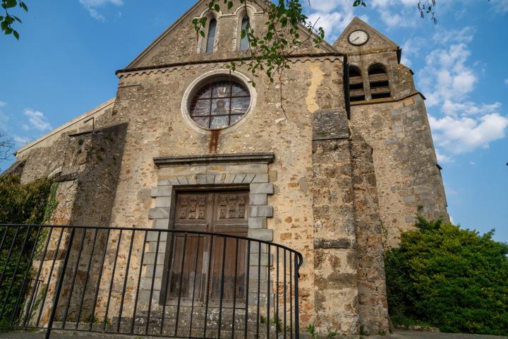 Eglise St Rigomer Ste Ténestine