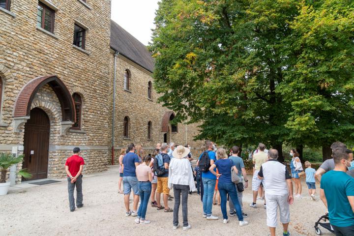 Découverte du patrimoine - l'abbaye