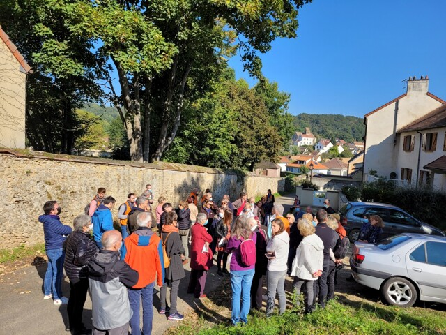 Balade Villageoise - Chemin de Limon