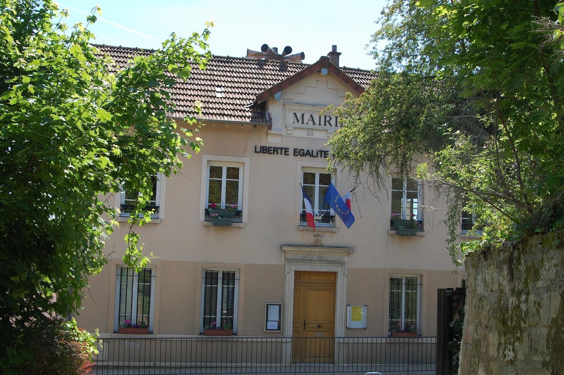 Mairie de Vauhallan
