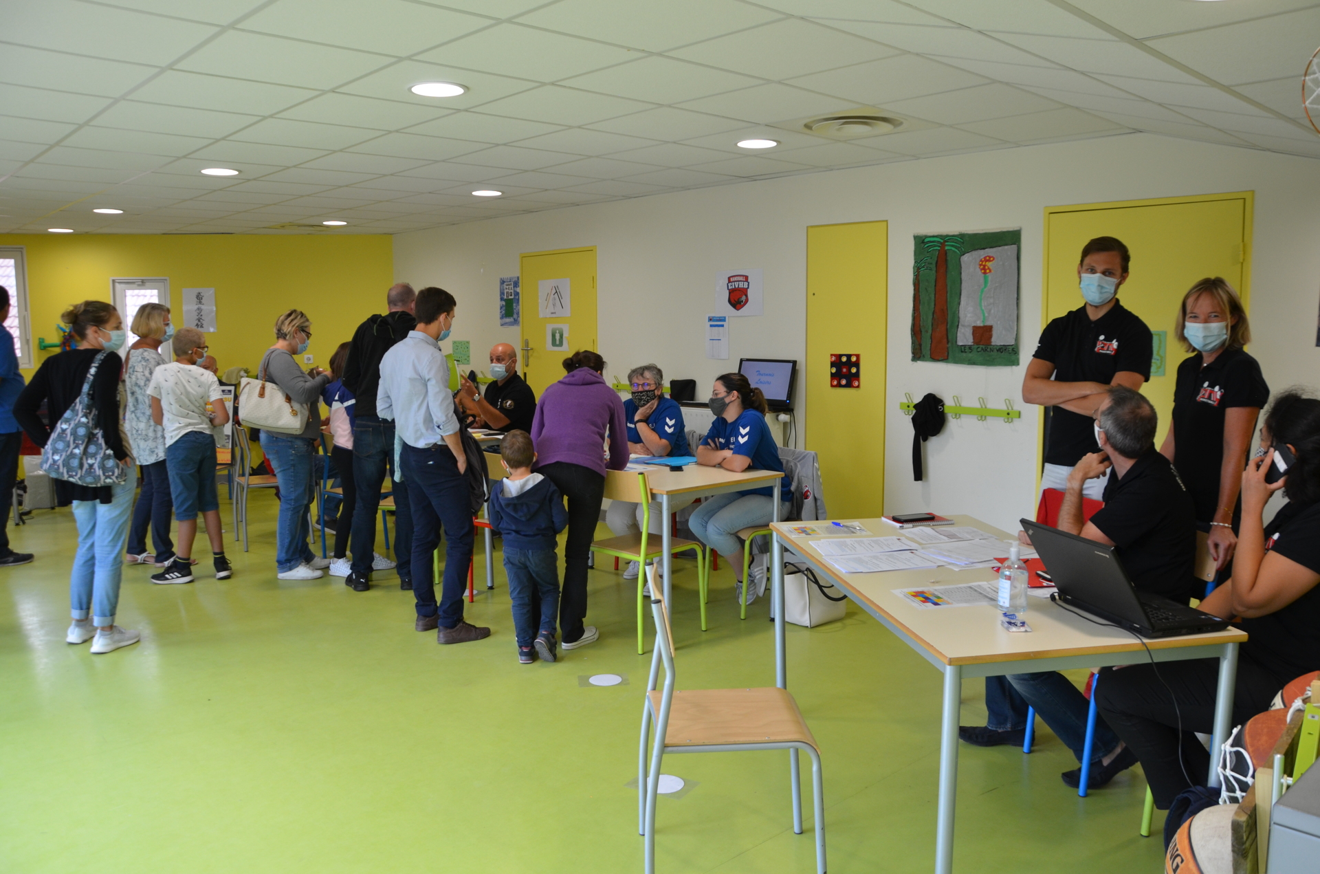 Village des associations 2020 - associations sportives