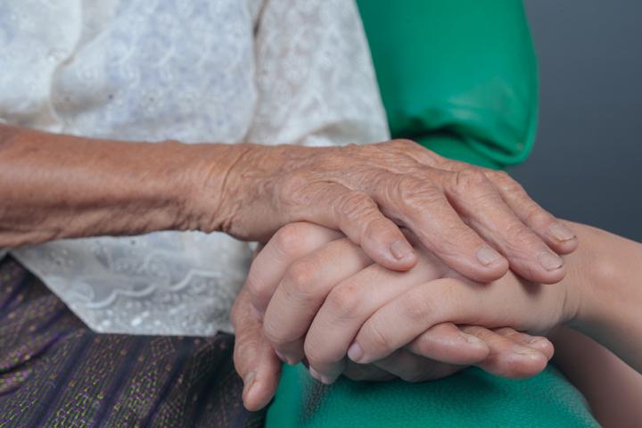 Aide aux aînés
