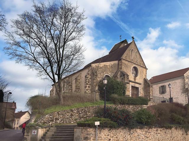 Église St Rigomer et Ste Ténestine