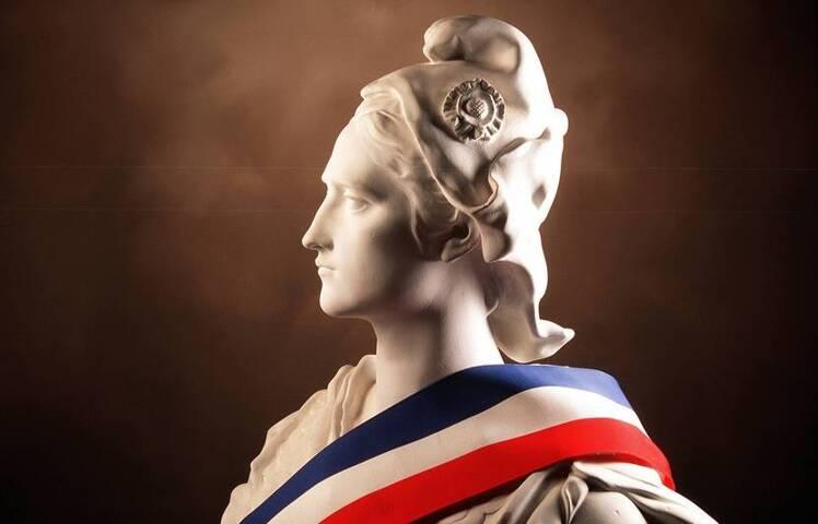 Marianne symbole de la république