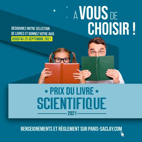 Prix du livre scientifique